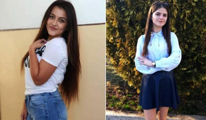 Luiza Melencu și Alexandra Măceșanu