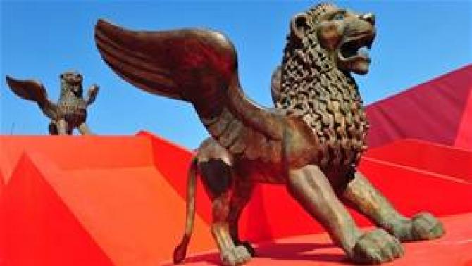 Leul înaripat, patronul festivalului