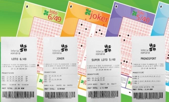Report de 2,95 milioane euro la Joker