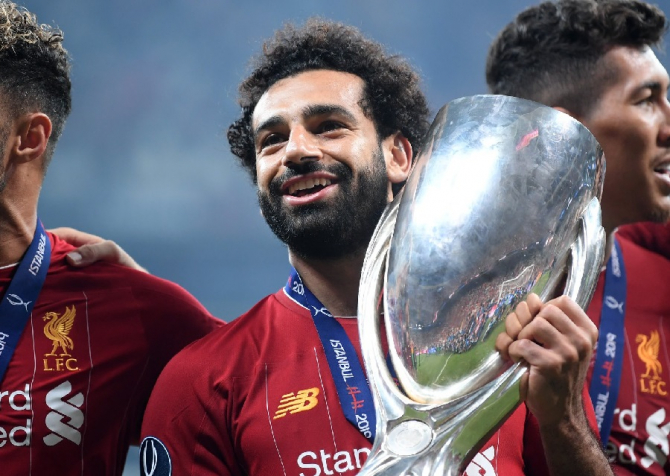 Mohamed Salah. foto: @LiverpoolFC - FB