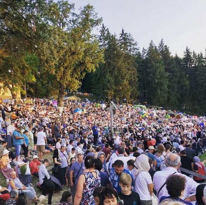 Pelerinaj Mănăstirea Nicula 2018