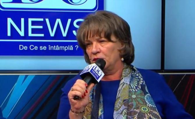 Norica Nicolai, o analiza a momentului, la DC News