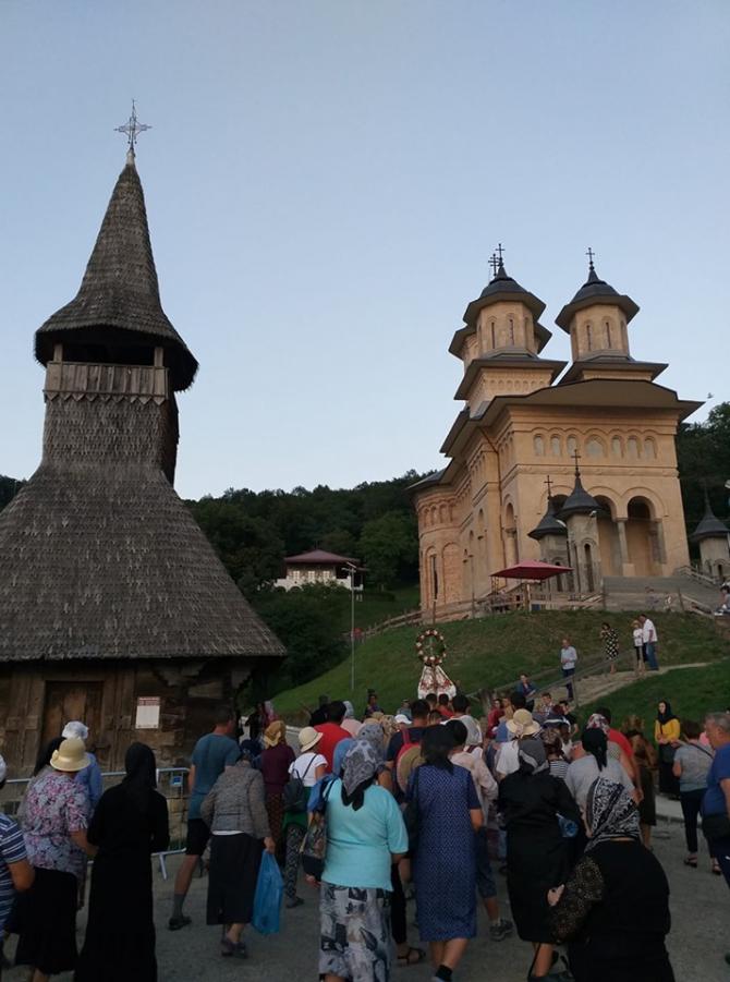 Pelerinaj Mănăstirea Nicula 13 august 2019