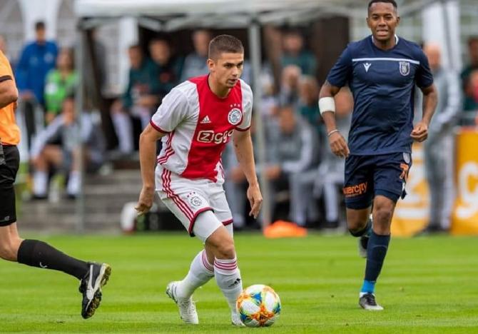 Razvan Marin, Ajax. foto: facebook