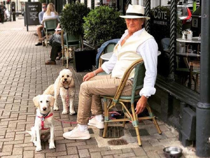 Rod Stewart - foto: Facebook
