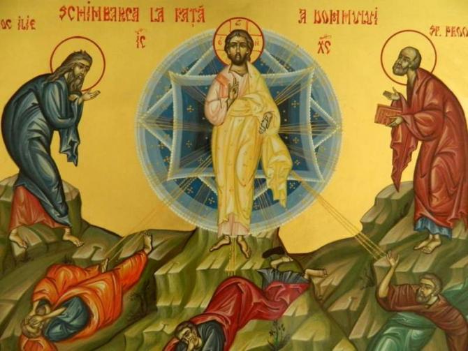 Calendar Creștin Ortodox. Sărbătoare 6 august 2019 - Schimbarea la față