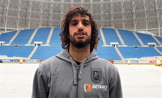 Tiago Ferreira, U Craiova