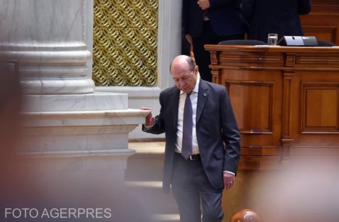Traian Băsescu FOTO AGERPRES
