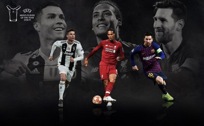 UEFA a anunţat nominalizările pentru jucătorul anului. Foto: uefa.com