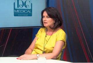 Dr Adriana Camuescu, alergolog. Foto: DC News