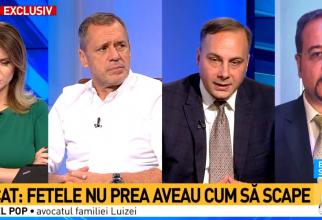 Avocații Tonel Pop și Claudiu Lascoschi, contre dure în dosarul lui Dincă. Intervenție fulger la Antena 3