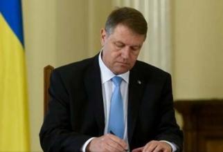 O nouă serie de decrete semnate de Klaus Iohannis