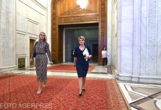 Lia Olguța Vasilescu FOTO AGERPRES