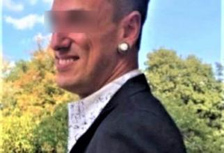 Prima poza cu suspectul olandez acuzat de uciderea fetiței din Dâmbovița FOTO Observator.tv