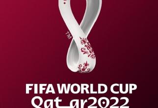 FIFA World Cup Qatar 2022 sigla oficială, Campionatul Mondial de Fotbal.