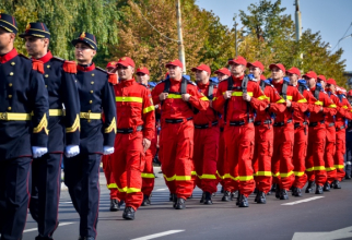 """13 septembrie, """"Ziua Pompierilor din România"""""""