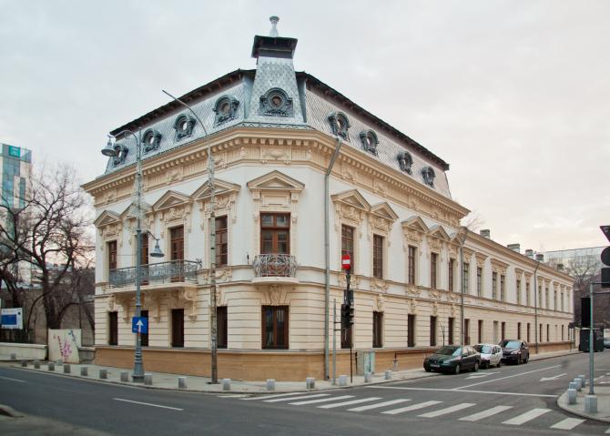 Casa Filipescu-Cesianu a fost reabilitată cu fonduri europene de către Primăria Capitalei   Arhiva DC News