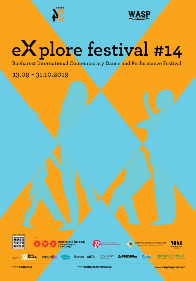 Afiș eXplore Festival