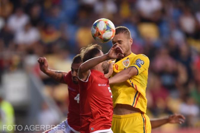 România - Malta, scor 1- 0