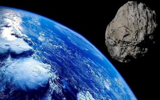Asteroidul are o viteză de aproximativ 23.100 km/h
