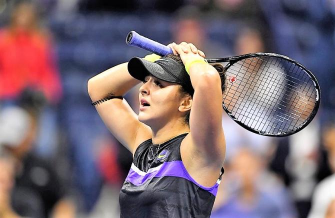 Bianca Andreescu a câștigat US OPEN 2019 după o finală cu Serena Williams
