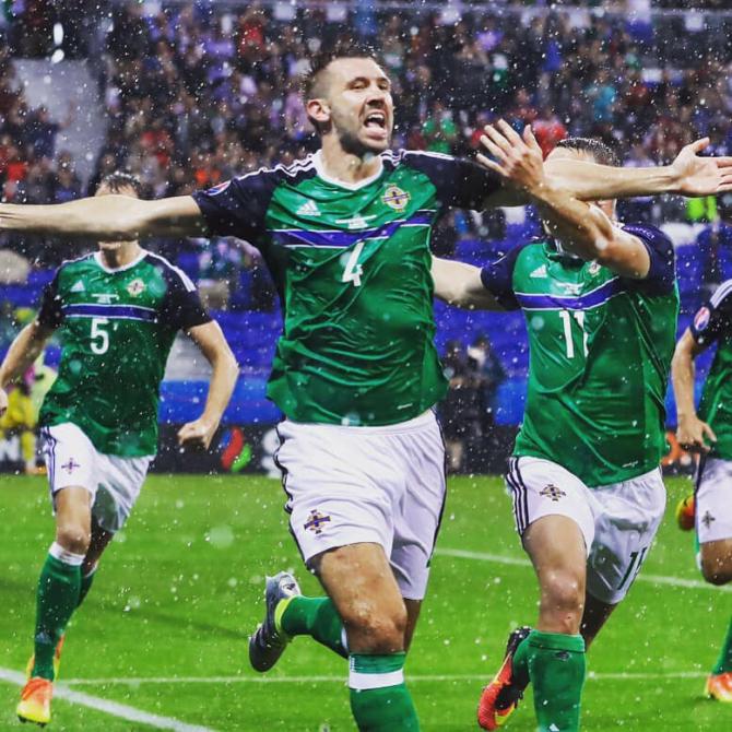 Foto: Northern Ireland National Team Facebook