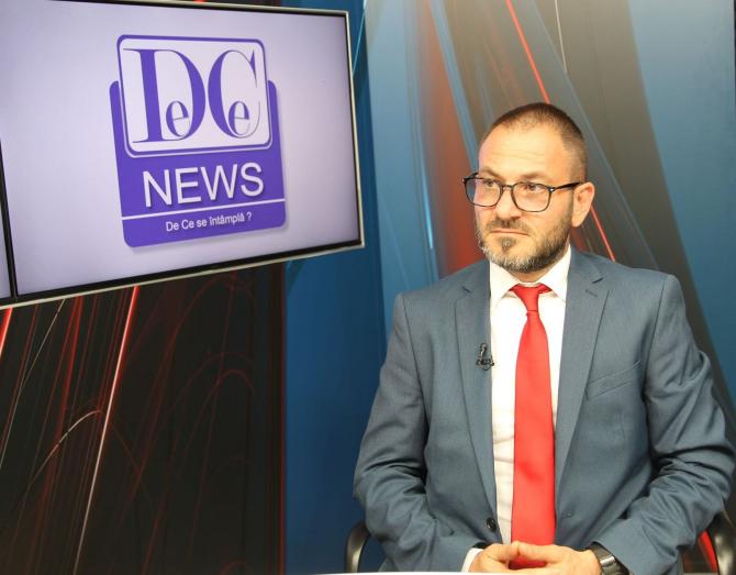 Horia Constantinescu, președintele ANPC, la interviurile DCNews