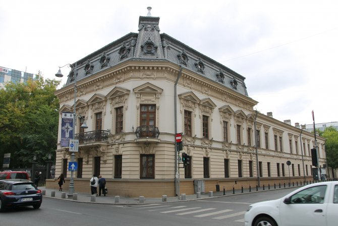 Filipescu-Cesianu house was rehabilitated with European funds by the City Hall  Archive DC News