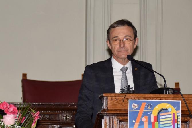 Ioan Aurel Pop - președintele Academiei Române. foto: @AcademiaRomana.RomanianAcademy - Fb