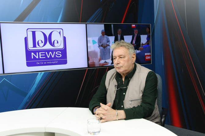 Madalin Voicu la DCNews