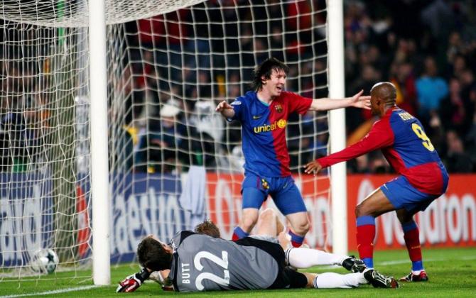 Lionel Messi, Barcelona. foto: @fcbarcelona - FB