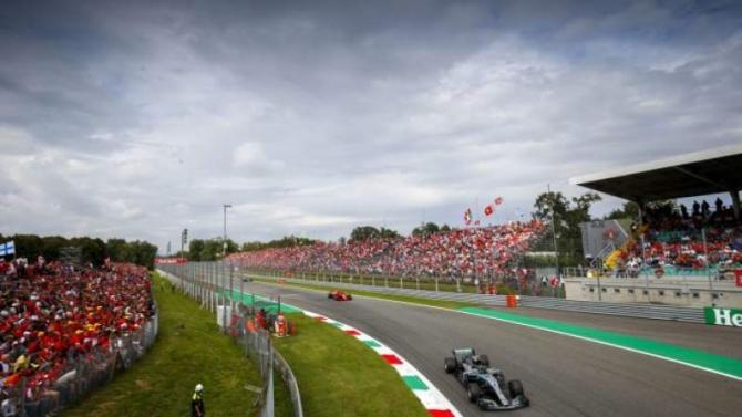 Marele premiu al Italiei - Monza. Imagine cu rol ilustrativ