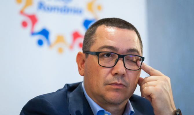 Victor Ponta: Le-am stricat niste blaturi si ma bucur de chestia asta