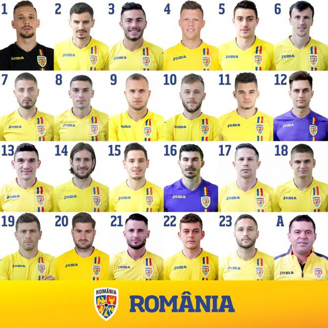 Romania Spania