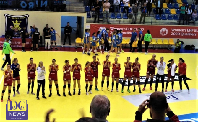 Preliminarii EHF EURO 2020: România - Ucraina rezultat final