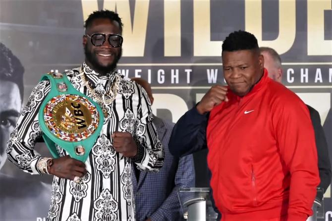 Revanșa Wilder - Ortiz la categoria grea se dispută în Las Vegas