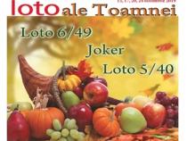 Reporturi mari la tragerile Joker și Loto 6/49