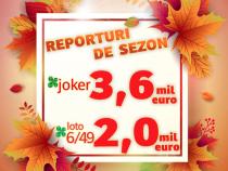 Joi, 10 octombrie, o nouă serie a tragerilor Loto