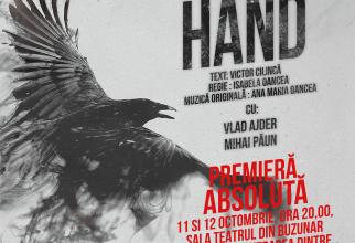 """Teatrul din Buzunar Galați,  premiera absolută """"Second Hand"""""""
