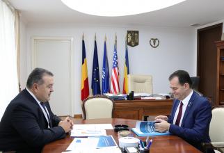 Mihai Daraban și Ludovic Orban