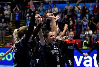 CSM Bucureşti - Perla Lublin , rezultat surpriză pentru fetele noastre, în Liga Campionilor