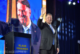 Klaus Iohannis. Sursa foto AGERPRES