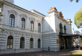 Palatul Șuțu  Foto: Crișan Andreescu