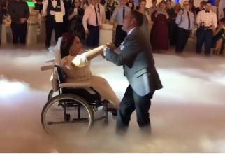 Roby Lukaci din Cluj-Napoca s-a căsătorit