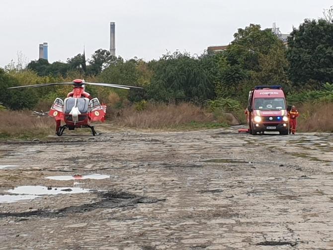 Accident deosebit de grav în Ialomița