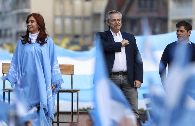 Alberto Fernandez, președinte Argetina. foto: Alberto Fernandez @alferdezok - FB