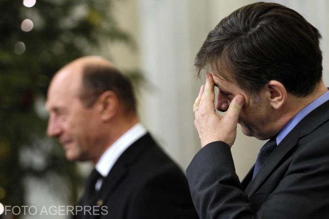 Băsescu și Antonescu