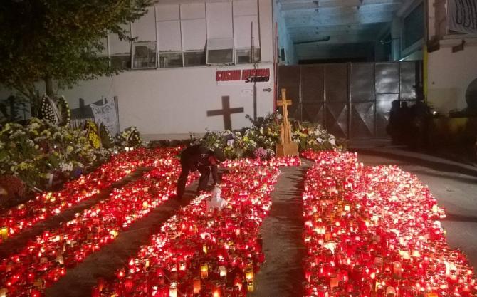 Incendiu COLECTIV : 30 Octombrie 2019 - Patru ani de la tragedie. Slujbe de pomenire