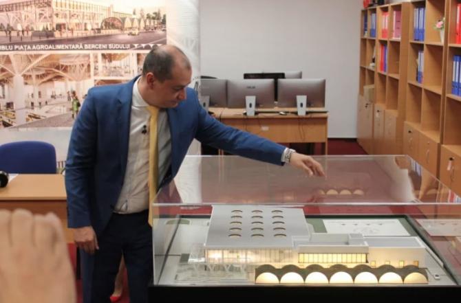 Primarul PSD, Daniel Băluță  Foto: Crișan Andreescu