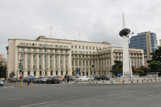 Revolution Square Photo: Crișan Andreescu